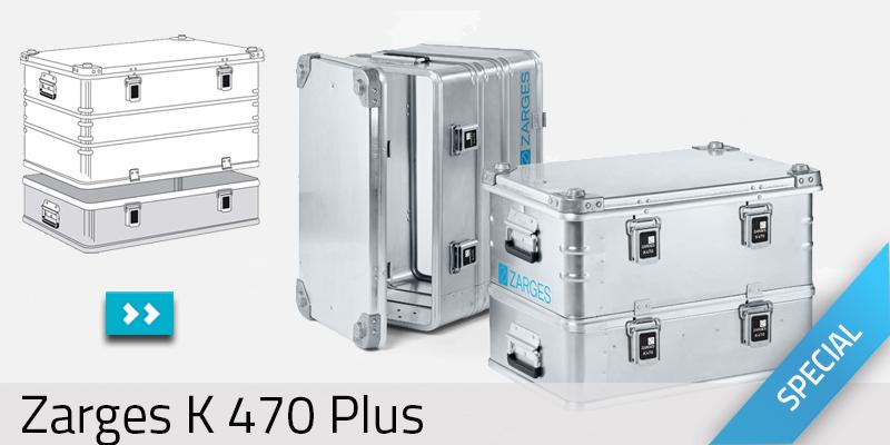 Zarges K 470 Plus