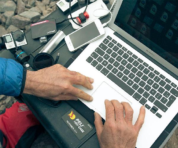 Tablet & Laptop