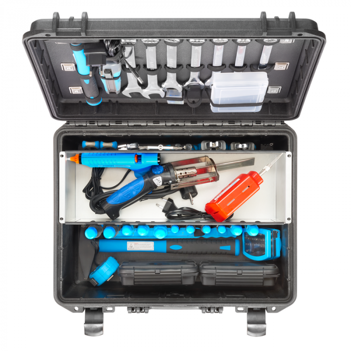 Extreme 465H220ZPU Værktøjskuffert med bakke