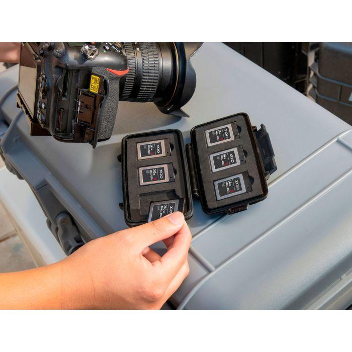 0965 Micro Memory Card Case