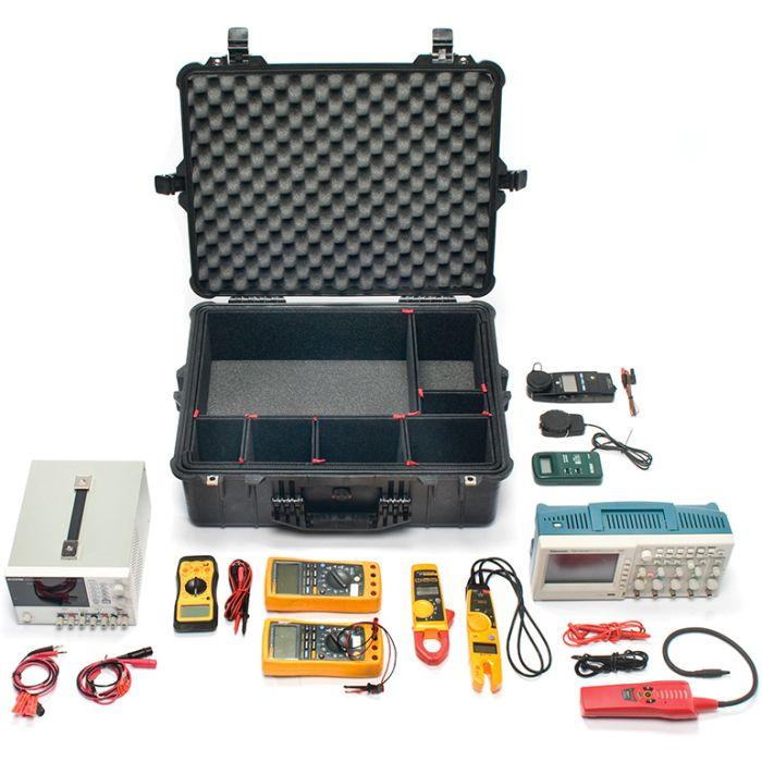 Peli 1650 TrekPak Kit