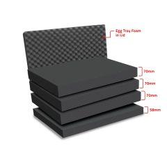 Peli 1620MLF Foam Set