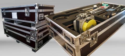 Heavy Duty XXL Flightcase for heavy duty tools