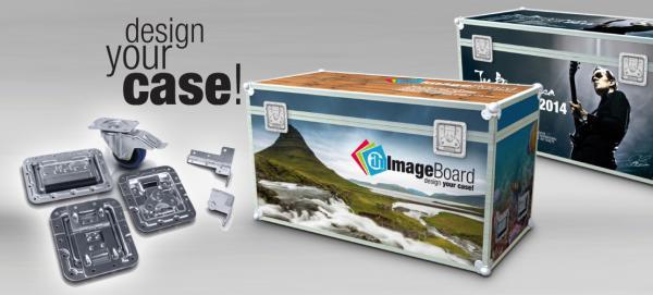 Design Your Flightcase