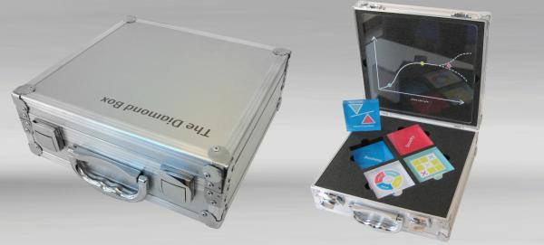 Custom Made Flightcase wiht engraved logo and screenprint