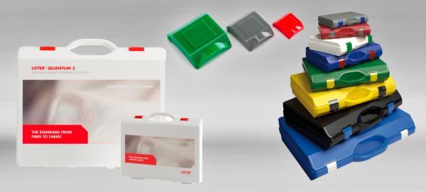 Wide range of Plastic Cases for presentation