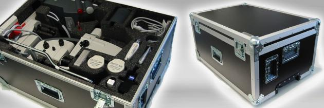 Microscope Flightcase