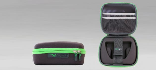 Carrying case for professional dental loupes
