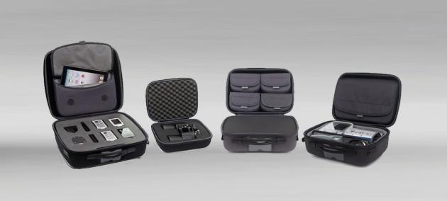 Shell-Case Standard 300 Carrying Cases