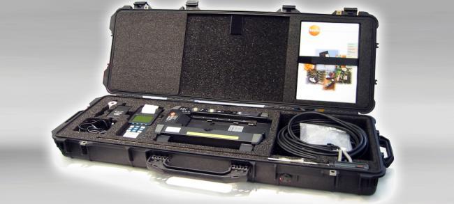 Peli 1750 for Testo measurement equipment