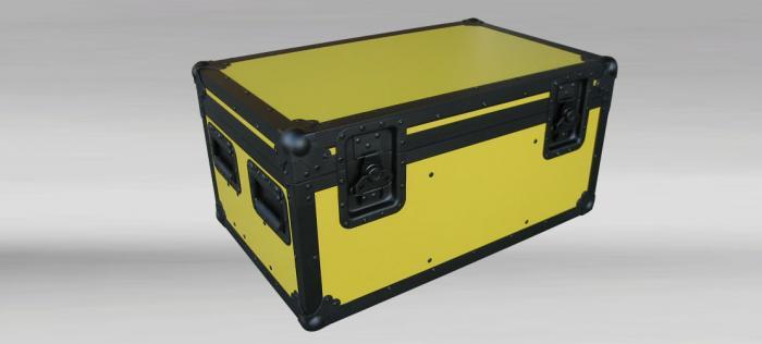 Custom made flightcase