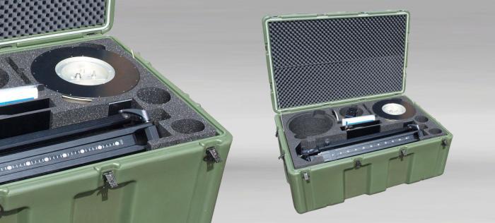 HARDIGG single lid case