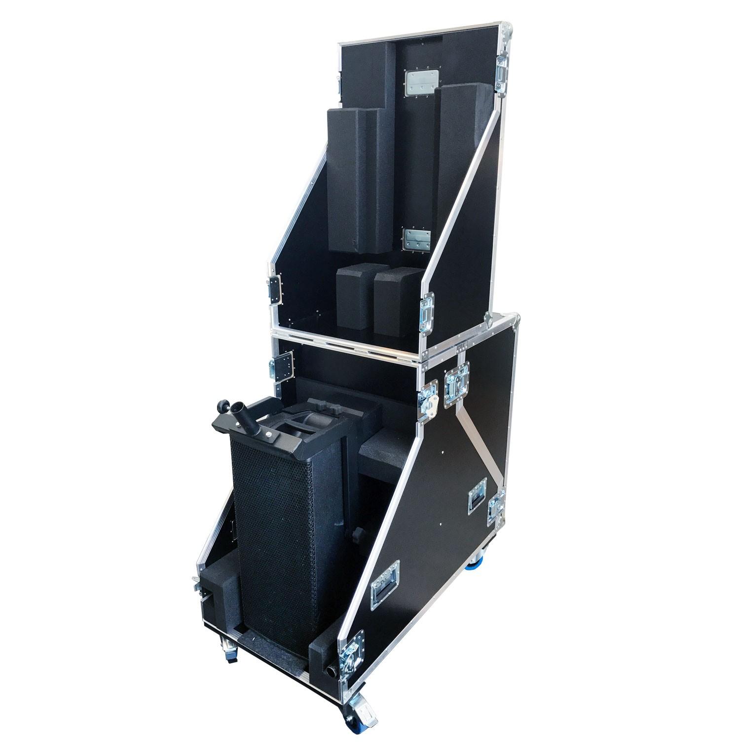 Den ultimative Flightcase til transport, beskyttelse og opbevaring af dine højtalere