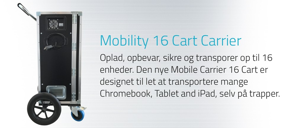 Mobility 16 Cart Carrier