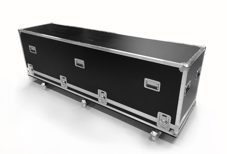 Custom Flightcase for Winch P2014