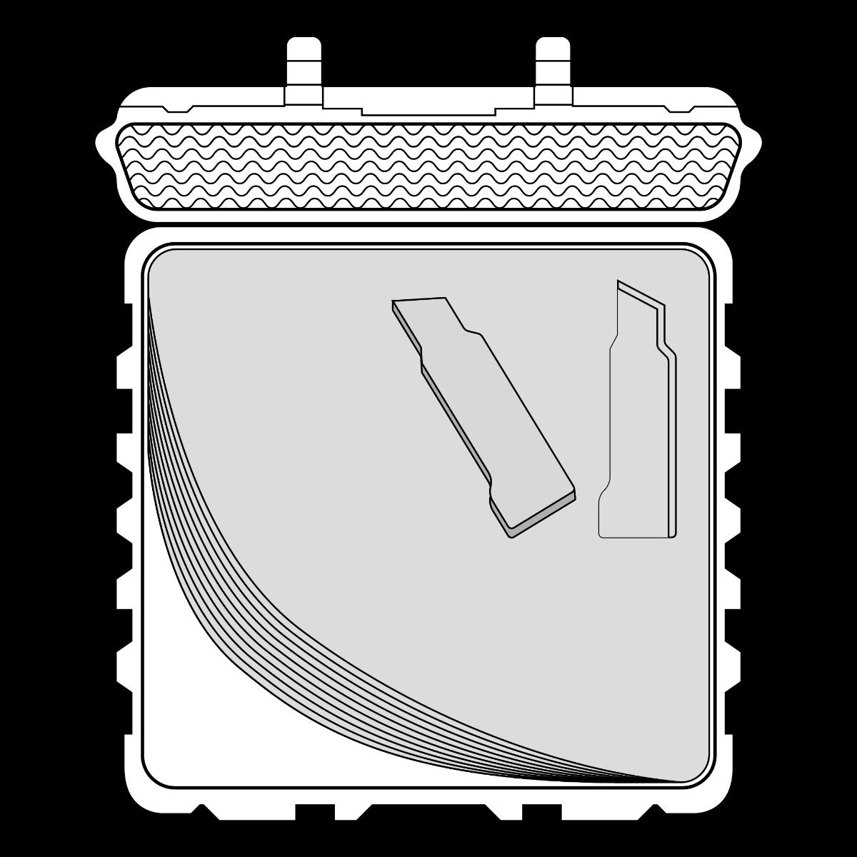 MLF - Multilayer Foam