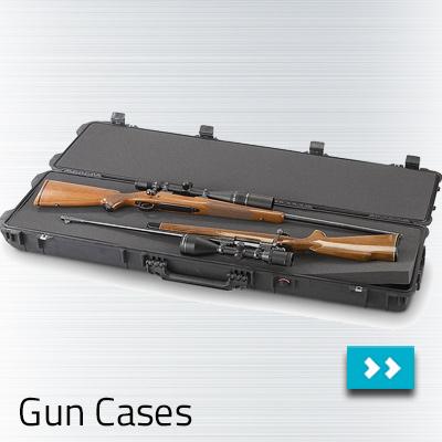 Peli Gun Cases