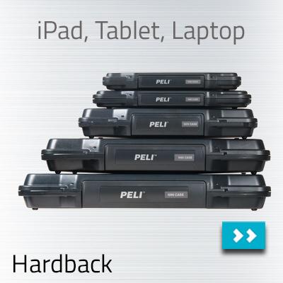 Peli Hardback Cases