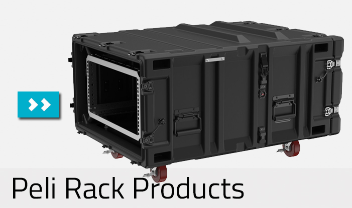 Peli Rack Products