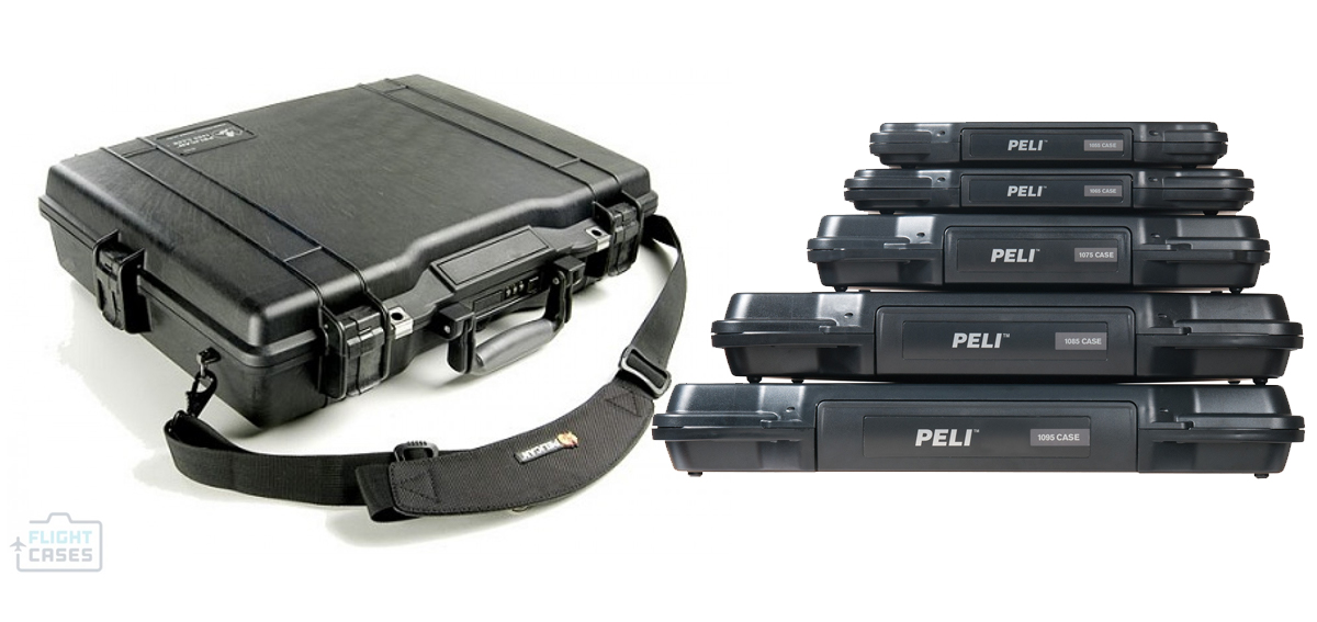 Peli Hardback cases for Laptop
