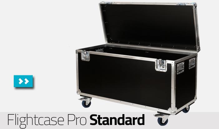 Flightcase Pro standard