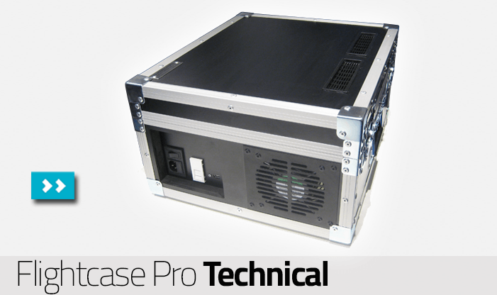 Flightcase Pro IT
