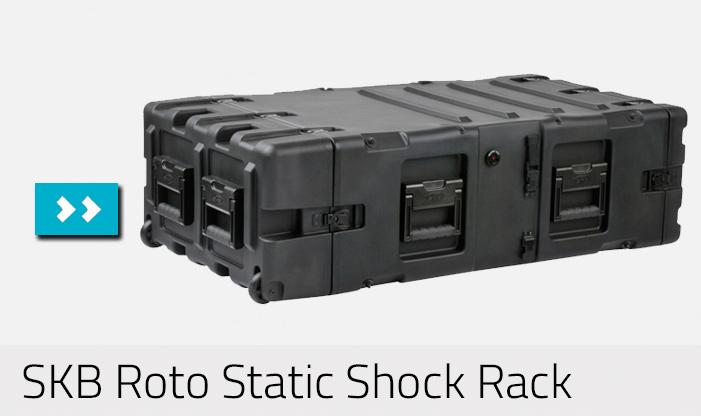 SKB Roto Static Shock Rack