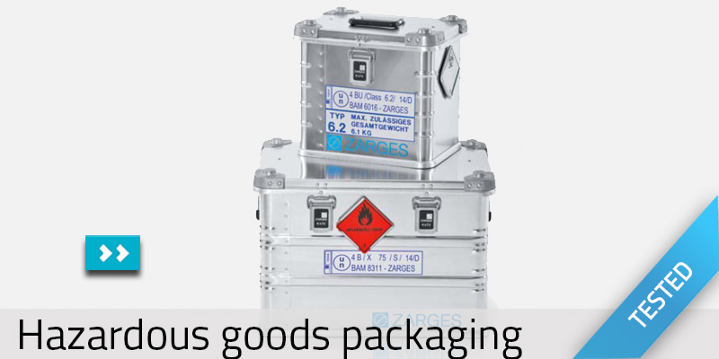Zarges K 470 Hazardous Goods