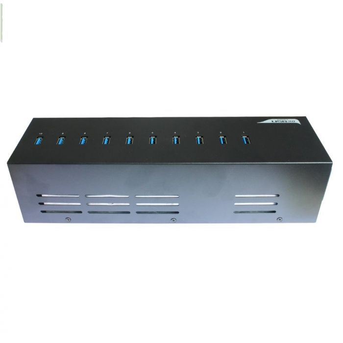 Charger, 10 ports Charges HUB