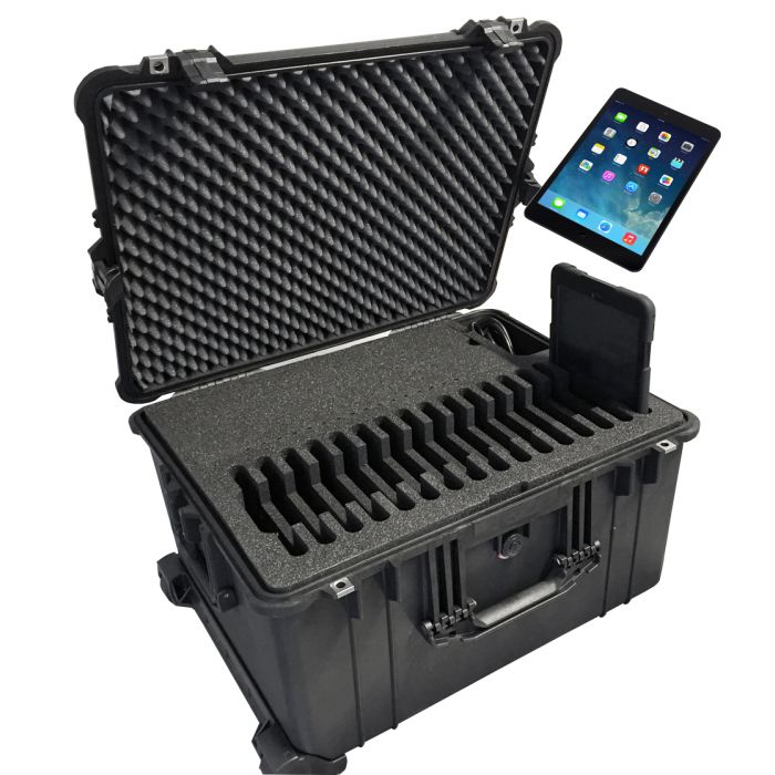 Charge for 16 iPads & Tablets
