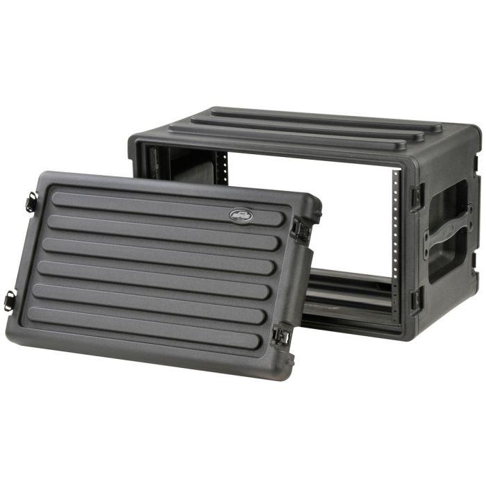 SKB 6U Shallow Roto Rack - 10.5