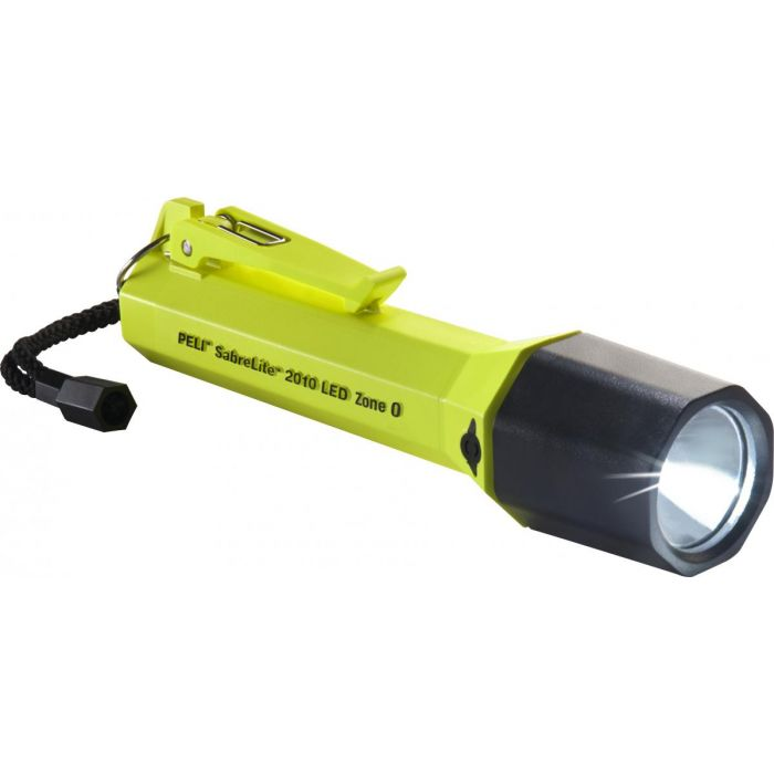 Peli 2000Z1 SabreLite™ Flashlight-Yellow