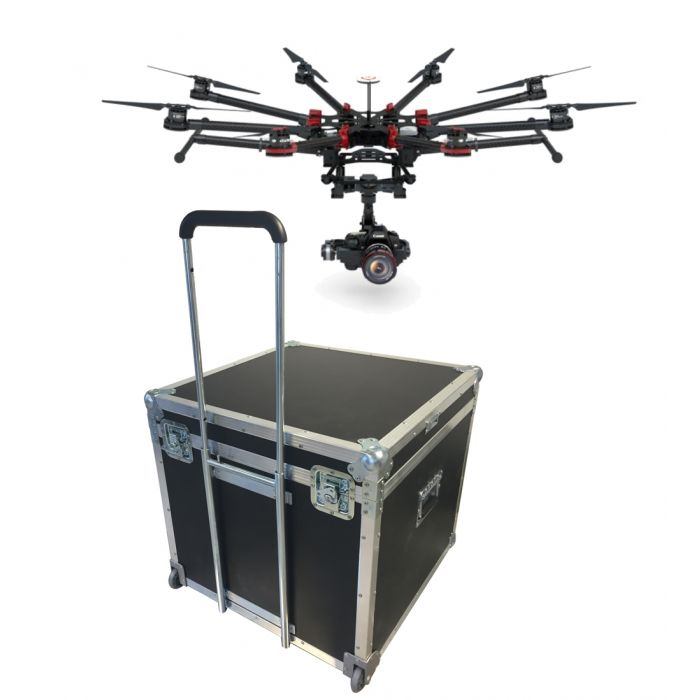 Custom Lightweight Flightcase DJI S900