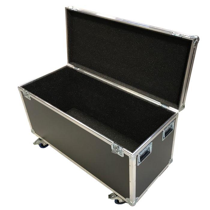 Flightcase Pro 1200 Med Skum (1.200x500x550mm)