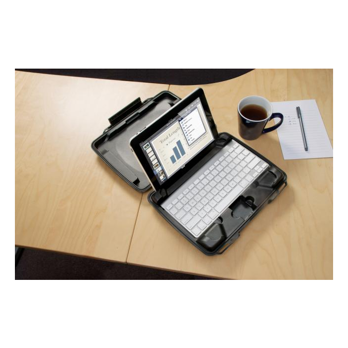 Peli i1075 Elite Case for iPad® and Apple® Wireless Keyboard
