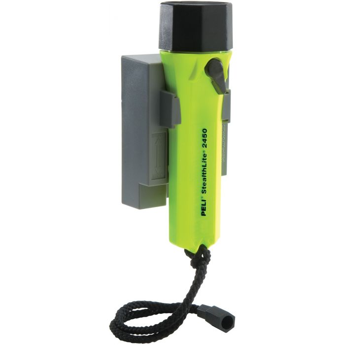 Peli 2450 StealthLite™ Flashlight-Yellow