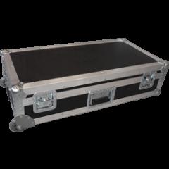 Flightcase Lightweight m. hjul (790x385x180mm)