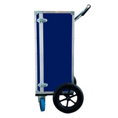 Mobility 16 Cart Carrier i blå laminat