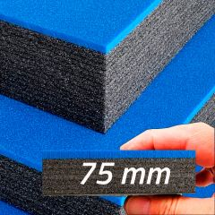 Multilayer Foam Blue