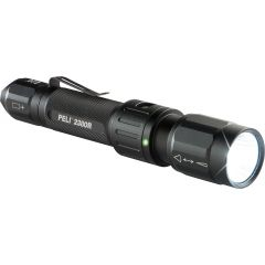 Peli 2380R Tactical Flashlight, Rechargeable