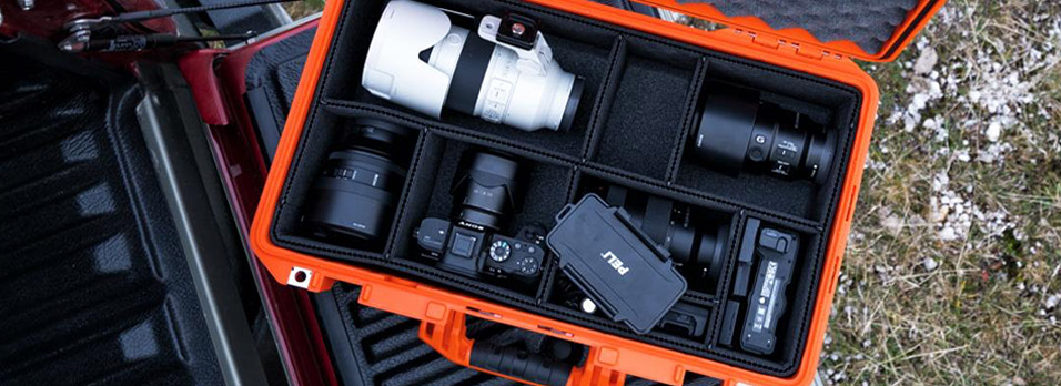 Flightcases International A/s-camera-cases