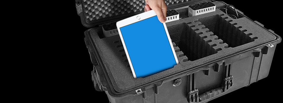Flightcases International A/s-charging-cases