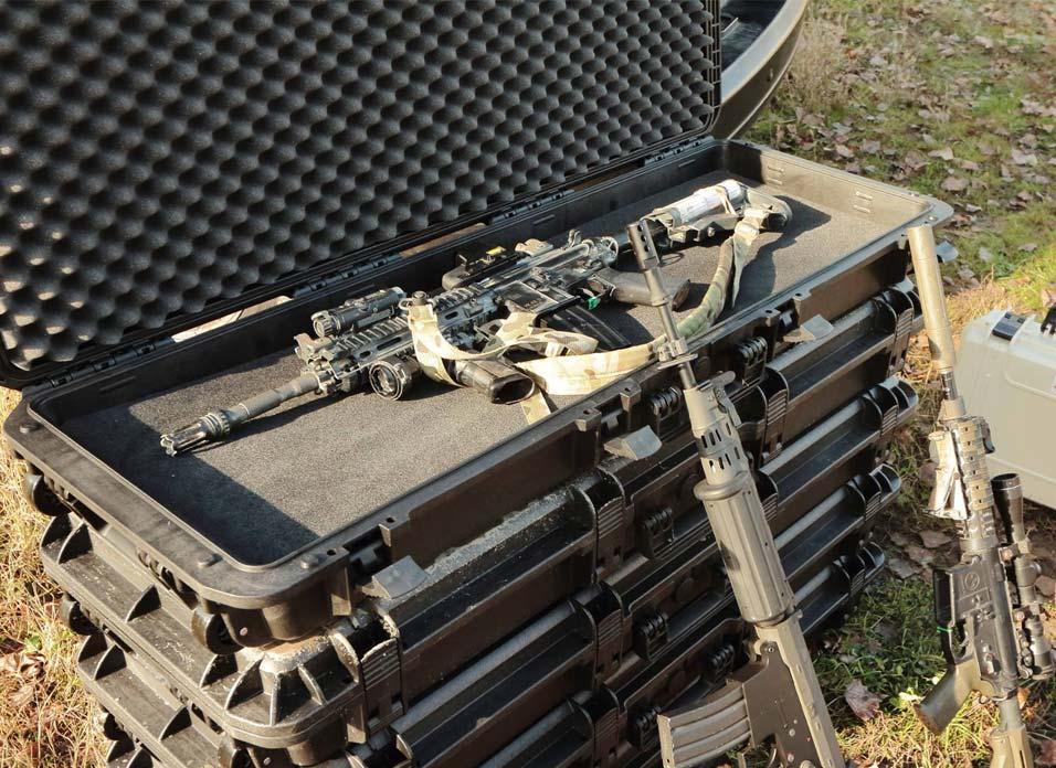 Highperformancecases-Waffenkoffer