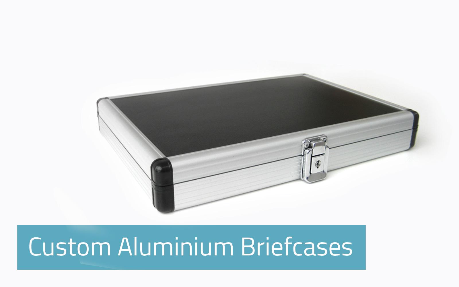 Mere om Custom Aluminium Briefcases