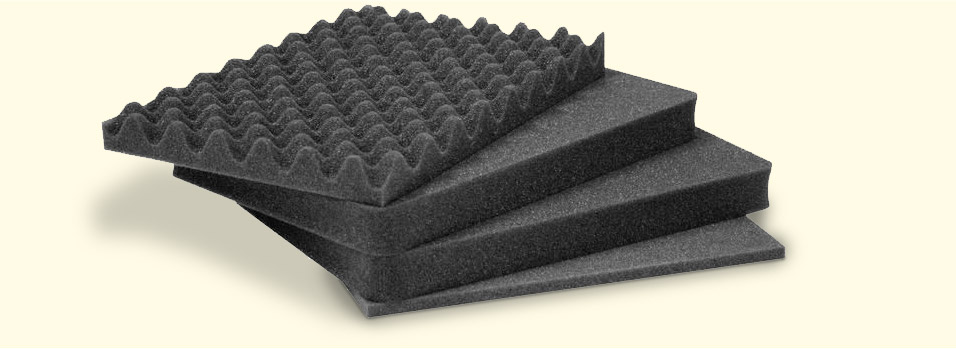Highperformancecases-Standard Foam