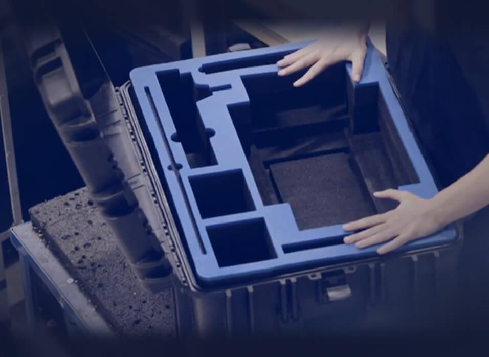 Kuffertindretninger