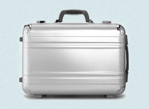 Aluminium Kufferter