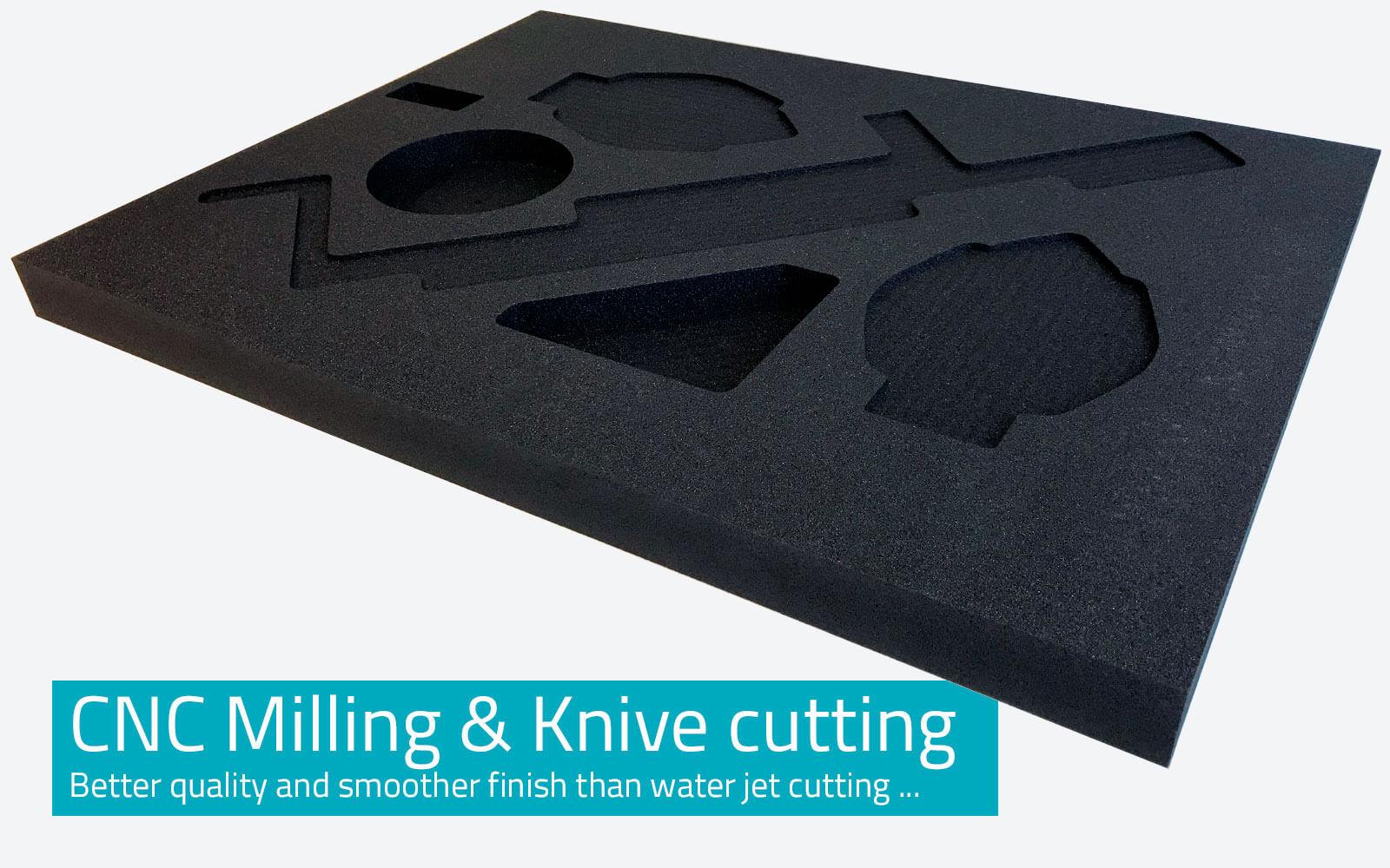 CNC Foam Milling