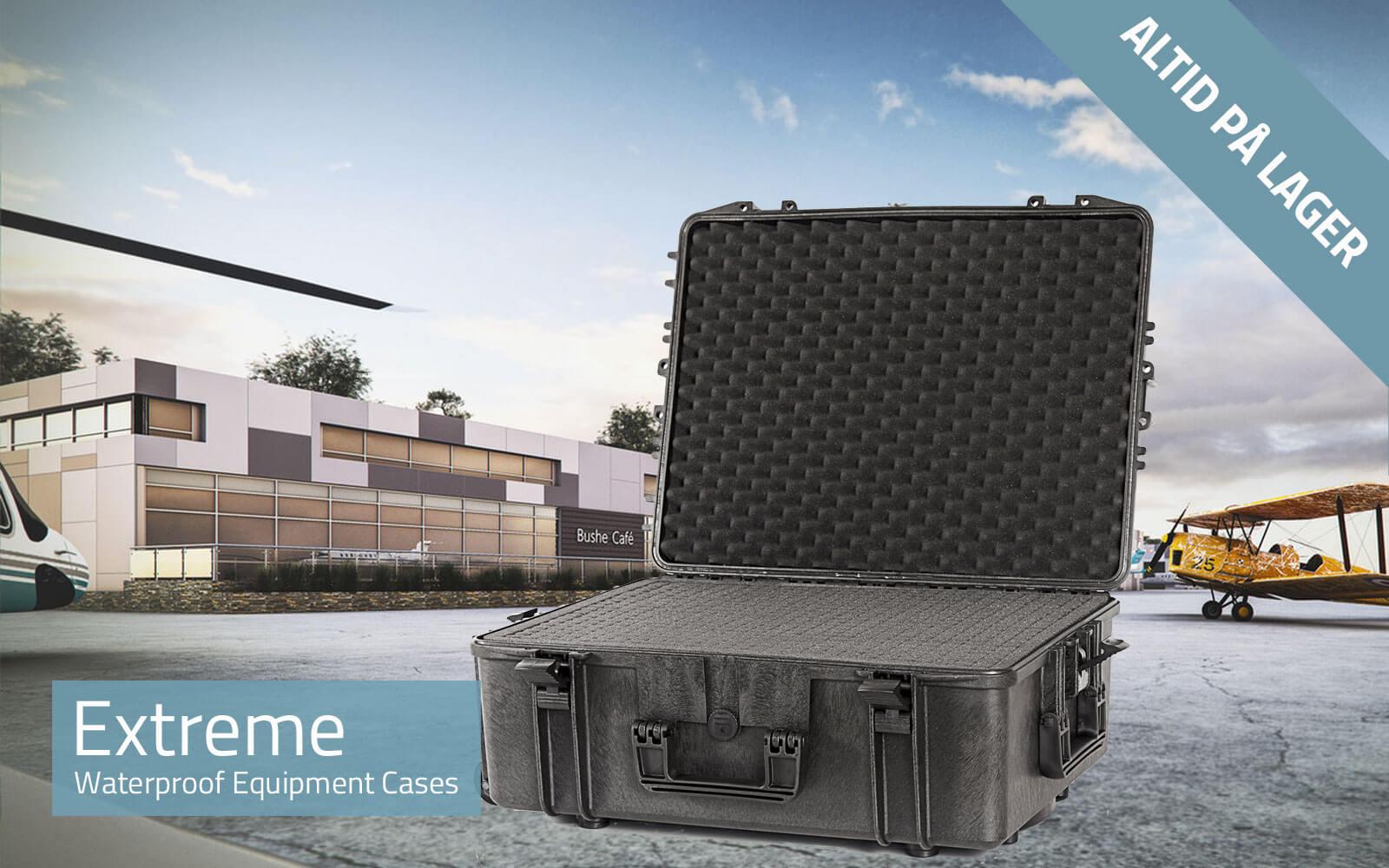 Se vores Extreme Cases - 13 størrelser - attraktive priser