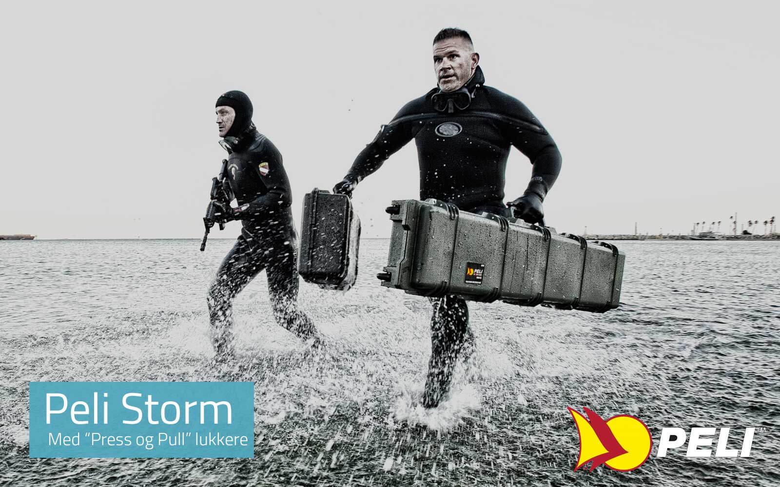 Se alle Peli Storm Cases